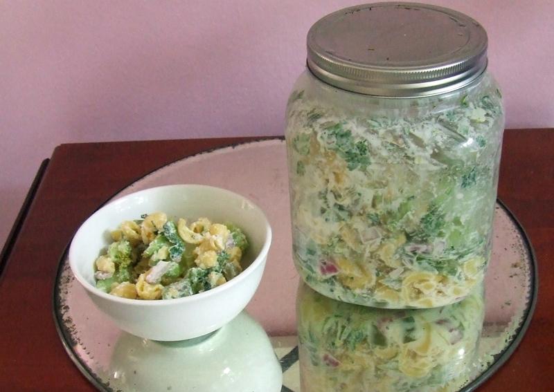Quinoa MAcaroni Salad