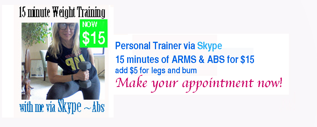 Skype Arms and Abs