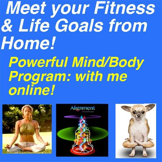 Yoga Manifesting Goals