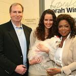 Laura on Oprah