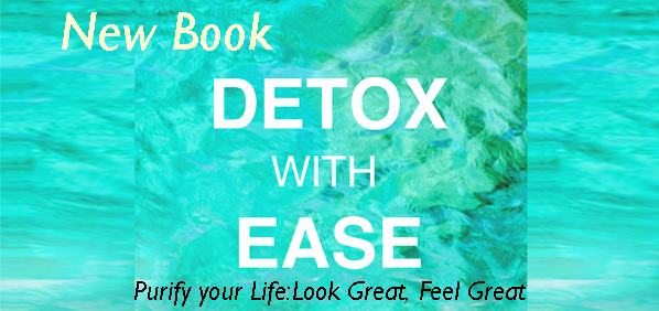 Detox Book by Eve Hennessa