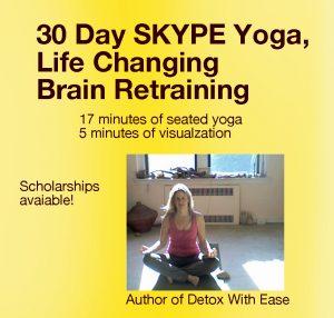 MCS Yoga Challenge Brain retraining