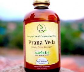 "Activate your ""Longevity Genes"" with Prana Veda"